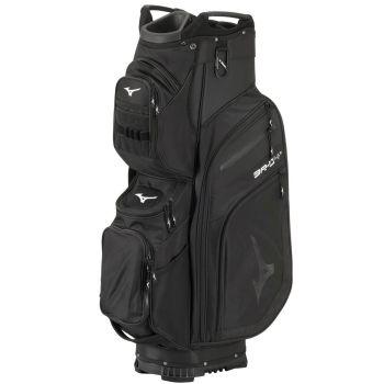 Mizuno 2021 BR-D4C Cart Bag - Black