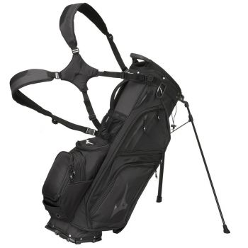 Mizuno 2021 BR-DX Hybrid Stand Bag - Black