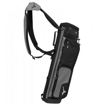 Mizuno 2021 Scratch Sac Carry Bag - Black/Charcoal