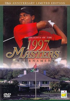 Highlights of the 1997 Augusta Masters Tournament - Tiger Woods [DVD]