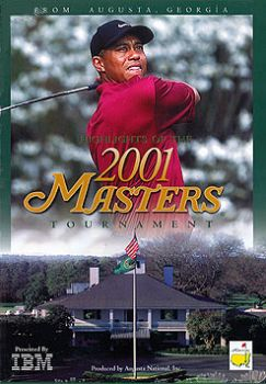 Highlights of the 2001 Augusta Masters Tournament - Tiger Woods [DVD]