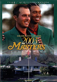 Highlights of the 2003 Augusta Masters Tournament - Mike Weir [DVD]