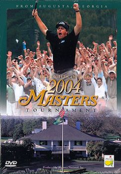 Highlights of the 2004 Augusta Masters Tournament - Phil Mickleson [DVD]