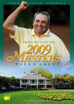 Highlights of the 2009 Augusta Masters Tournament - Angel Cabrera [DVD]