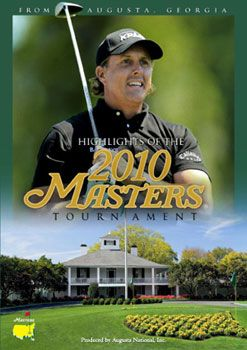 Highlights of the 2010 Augusta Masters Tournament - Phil Mickleson [DVD]