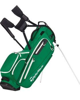 TaylorMade FlexTech Stand Bag - Green/White