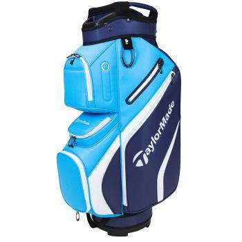 TaylorMade 2021 Deluxe Cart Bag - Light Blue