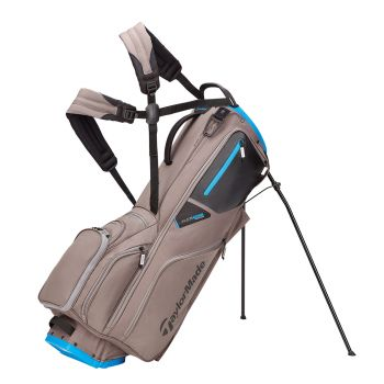 TaylorMade 2021 Flextech Crossover Stand Bag - Slate