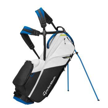 TaylorMade 2021 Flextech Lite Stand Bag - Black/Blue