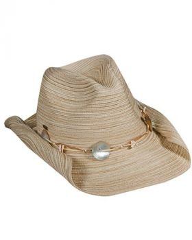 Scala Women's LP190 Hat - Natural