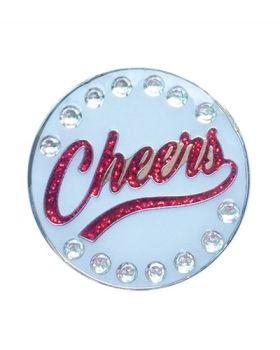 Navika Cheers Swarovski Crystal Ball Marker