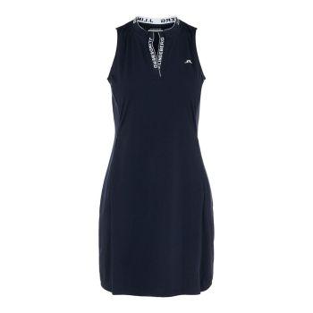 J.Lindeberg Women's Meja Golf Dress - Navy - SS21
