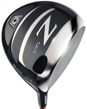 SRIXON Z565 9.5* DRIVER WITH STIFF GRAPHITE SHAFT 60G LEFT HAND