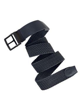 Nike Stretch Woven Golf Belt - Thunder Blue