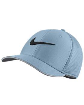 Nike Classic 99 Fitted Golf Cap - Ocean Bliss/Black