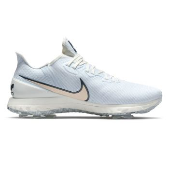 Limited Edition Nike Air Zoom Infinity Tour NRG Golf Shoes - Hydrogen Blue/Sail/Obsidian/Crimson Tint