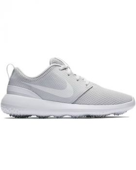 Nike Women's Roshe G Golf Shoes - Pure Platinum/ White