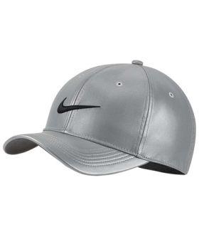 Nike Aerobill Classic 99 Golf Cap - Reflective Silver