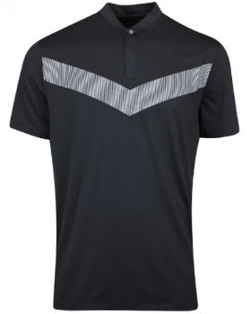 Nike Tiger Woods Vapor Reflective Blade Polo Shirt - Black