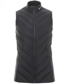 Nike Aeroloft Golf Gilet - Black