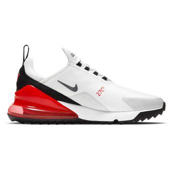 Nike Air Max 270G Golf Shoes - Cool Grey/Neutral Grey/Black