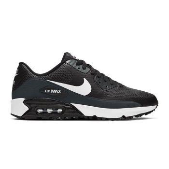Nike Air Max 90G Golf Shoes - Black/White