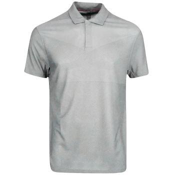 Nike Men's Tiger Woods Dri-Fit ADV Traditional Golf Polo - White/Dust/Black