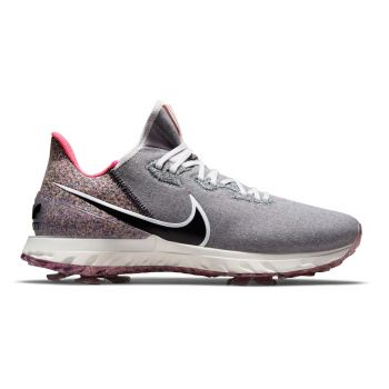 Nike Air Zoom Infinity Tour Golf Shoes - White/Black/Hyper Pink