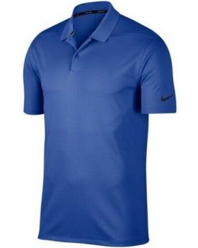 Nike Dri-Fit Victory Polo - Game Royal/Black