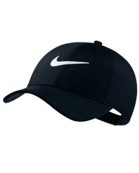 Nike Women's AeroBill Legacy91 Perforated Golf Cap - Black