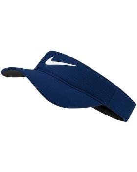 Nike Women's Aerobill Golf Visor - Blue