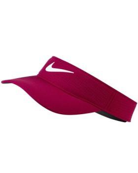 Nike Women's Aerobill Golf Visor - True Berry