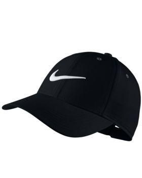 Nike Junior's Golf Hat - Black/Anthracite/White