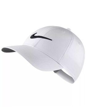 Nike Junior's Golf Hat - White/Anthracite/Black