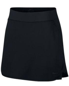 Nike Girl's Dri-Fit Golf Skirt - Black