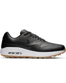 Nike Air Max 1G Shoes - Black/Gum Light Brown