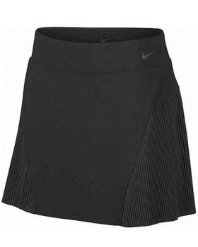 "Nike Women's Dri-Fit 15"" Golf Skirt - Black"