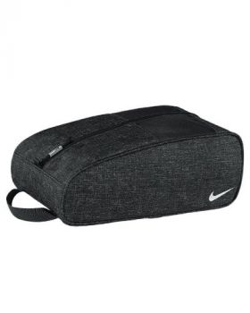 Nike Sport Tote III Shoe Bag - Black/Silver