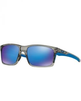 Oakley Mainlink Sunglasses - Gray Ink Frame/Sapphire Iridium Lens