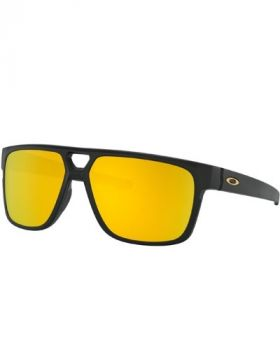 Oakley Crossrange Patch Sunglasses - 24k Iridium Lens