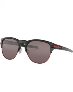 Oakley Latch Key L Sunglasses - Polished Black Frame/Prizm Black Lens
