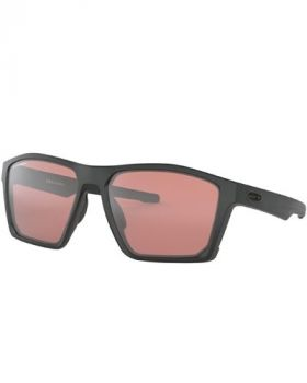 Oakley Targetline Sunglasses - Matte Black Frame/Prizm Dark Golf Lens
