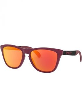 Oakley Frogskin Mix Sunglasses - Prizm Ruby Lens