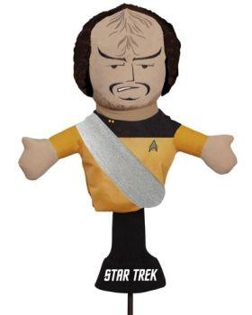 Creative Covers - Star Trek Klingon