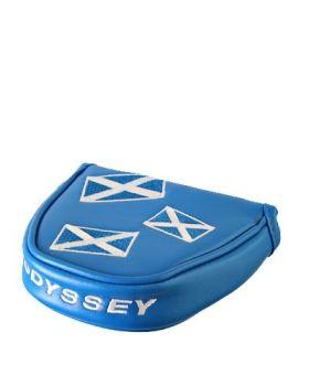 Odyssey Golf Putter Headcover Scotland Mallet