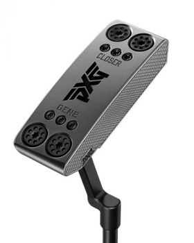 PXG Gen2 Closer Chrome P Neck Putter