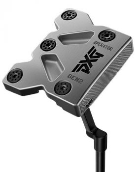 PXG Gen2 Operator Chrome P Neck Putter
