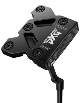 PXG Gen2 Operator Black P Neck Putter