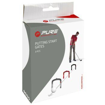 Pure 2 Improve Putting Training Gates - Set Of 3