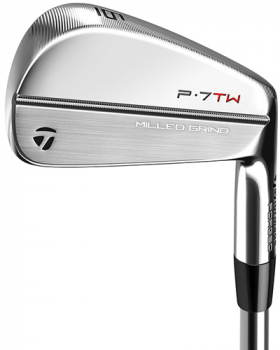 Taylormade P-7TW Irons 4-PW with Dynamic Gold Tour Issue S400 Stiff Flex Shaft